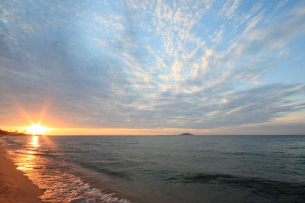 Sunset on Likoma Island