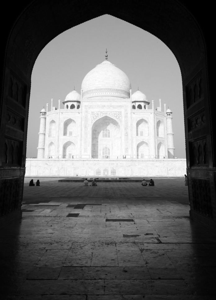 essay agra the city of taj Taj mahal stands on the banks of river yamuna, in the city of agra the monument has an arched doorway which opens a panorama of awe-inspiring view of taj mahal the entire monument has a fine layout each fitting to the overall majestic setup.