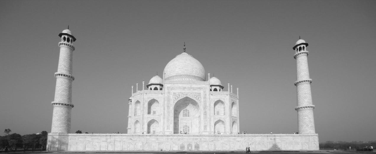 202 Words Essay for Kids on the Taj mahal
