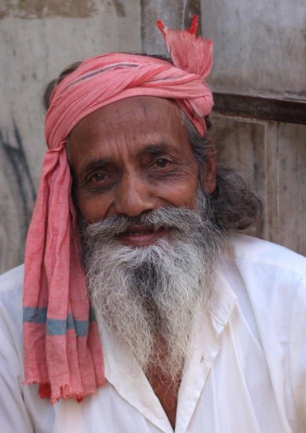 Awesome man in Pushkar