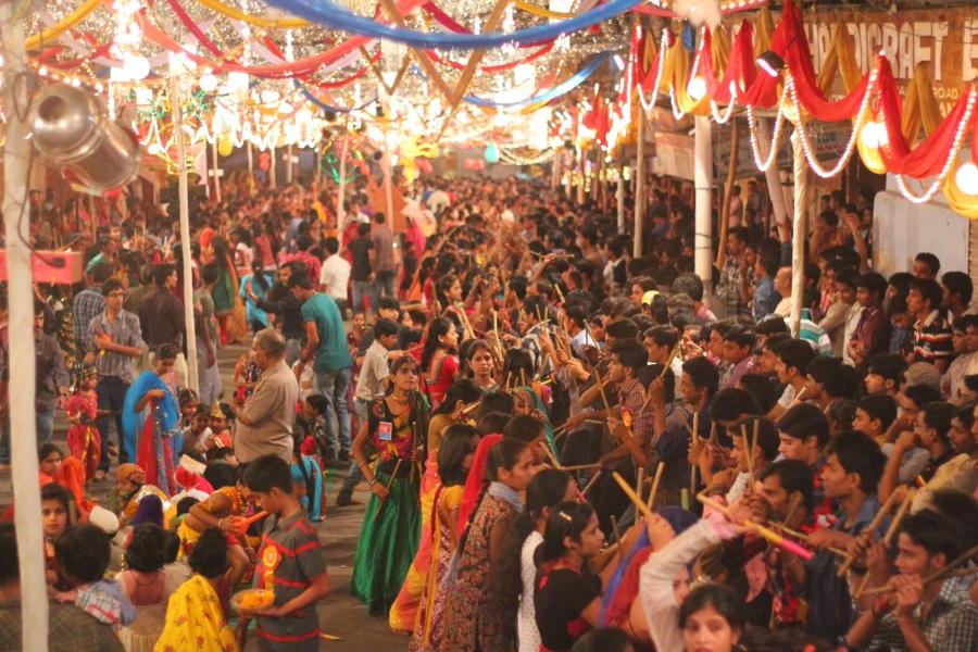 Navratri Festival in Udaipur