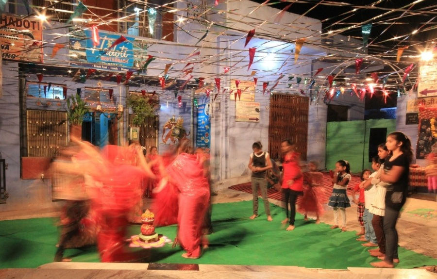Navratri in Bundi Festival India