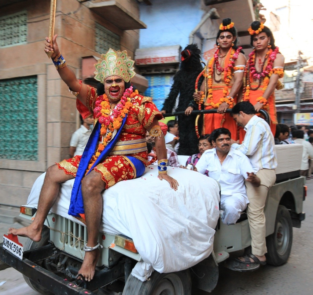 Festival in Jodhpur India