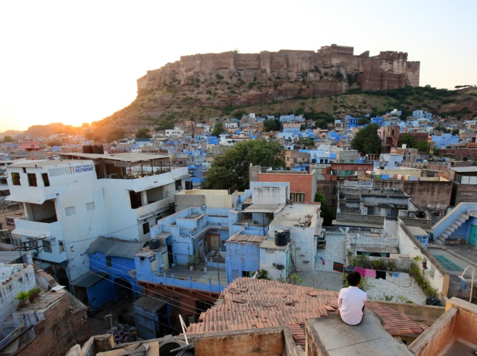 Jodhpur Sunset