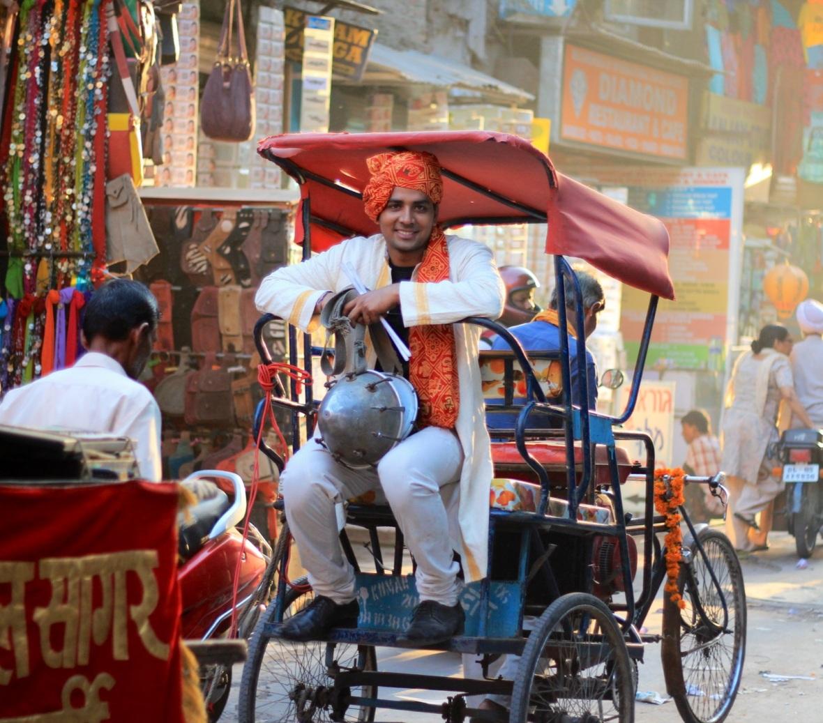 Festival in Delhi