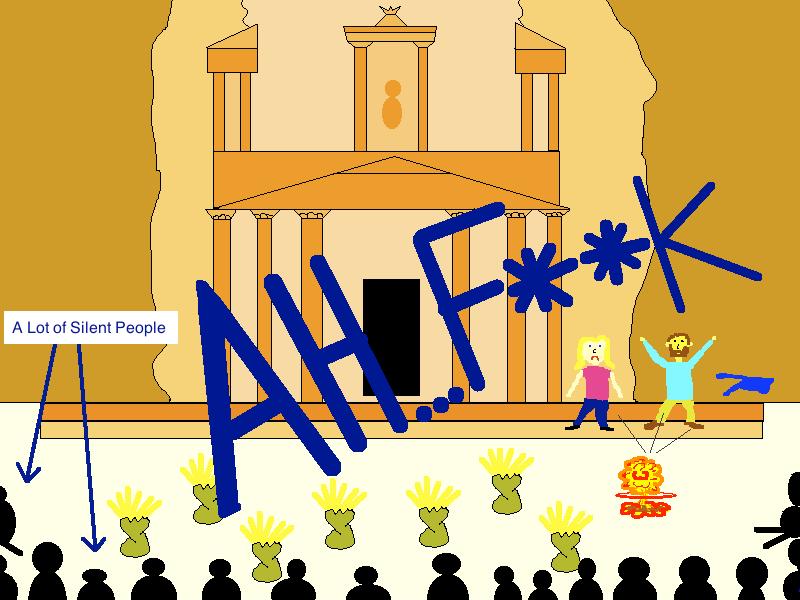 Petra F Bomb