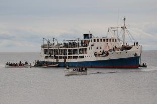 The Ilala Ferry