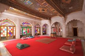 Jodhpur Fort Interior