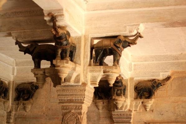 Palace at Bundi