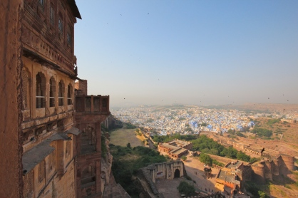 View of Jodhpur from Mehrangarh Fort