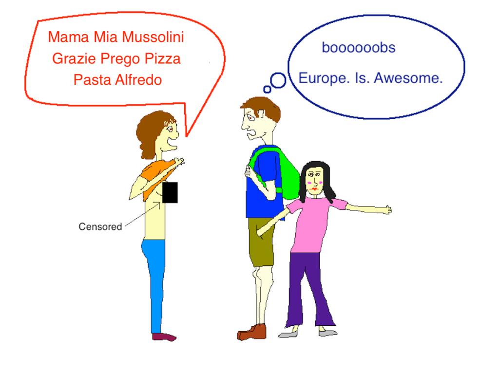 Rome Pickpockets