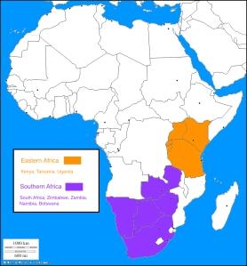 Africa Regions Safari