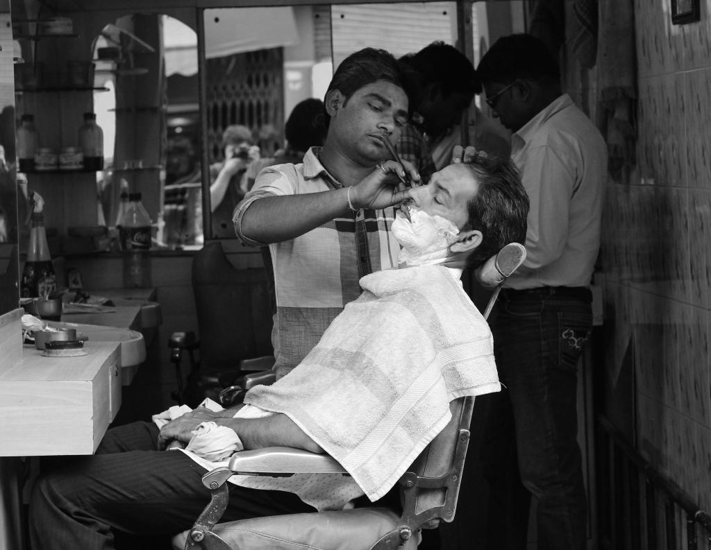 Delhi Barber
