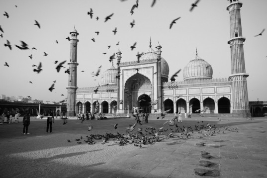 Jama Masjid, Delhi.