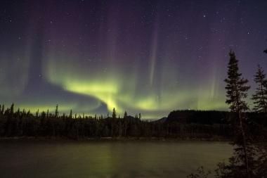 Aurora Borealis Denali National Park
