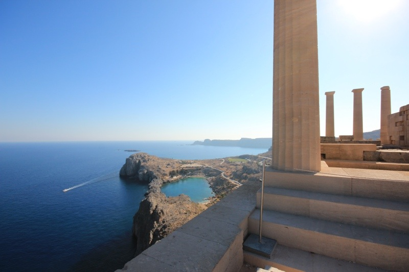 Acropolis at Lindos