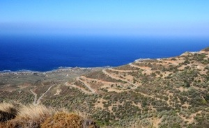 Winding Road Crete