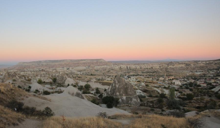 Goreme Sunset Cappadocia