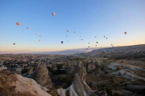 12 Photos of Cappadocia –  A Magical Land with some Naughty Rock Formations