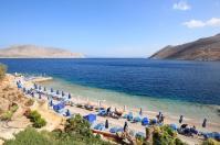 Symi beach