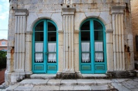 Symi buildings