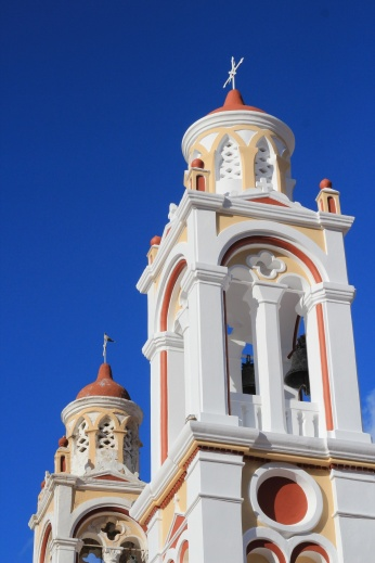 symi church tower