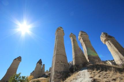 Penis Rock Cappadocia Love Valley