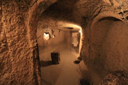 Kayseri Underground City