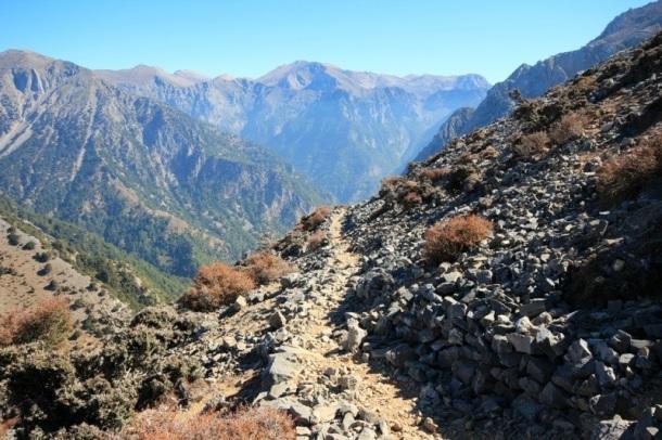 Samaria Gorge Hike