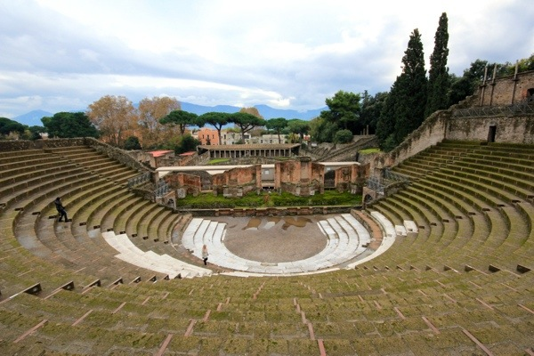 Pompeii Theater
