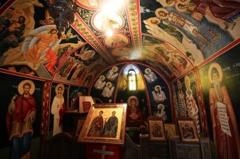 meteora greece chapel