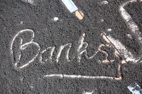Banksi lava rock taormina