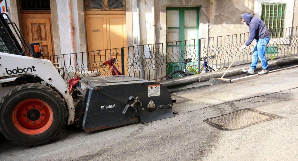 Etna Taormina Clean up