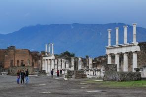 Pompeii November