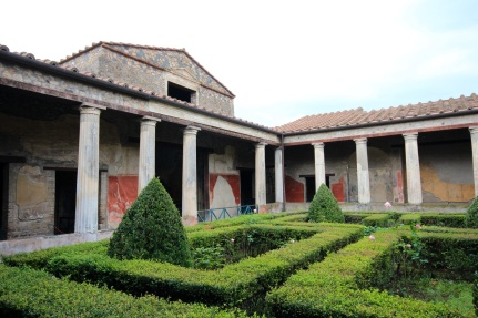 Pompeii Frescho Photo
