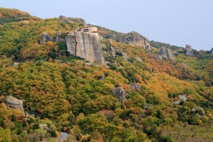 Autumn Fall Meteora
