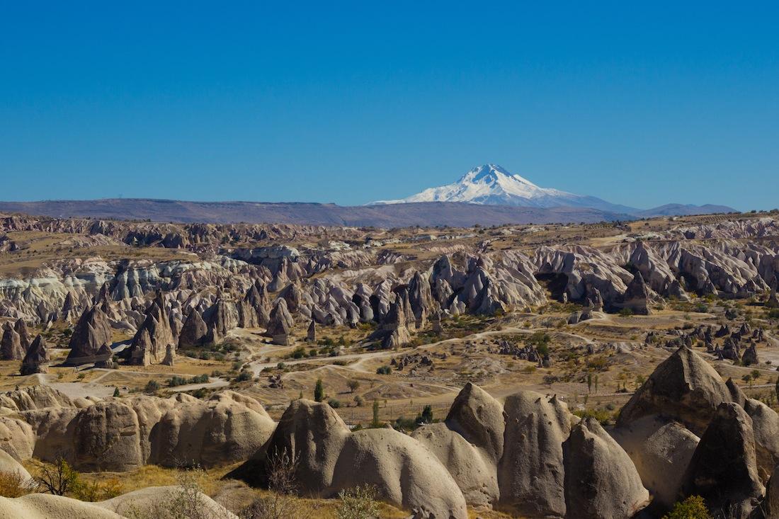 Cappadocia Volcano