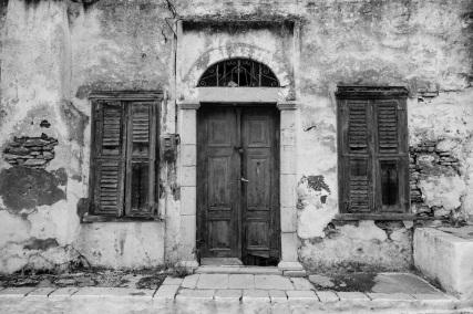 Symi Door Photogenic Decay