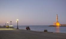 Hania lighthouse