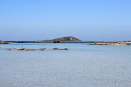 Crystal Clear Water at Elafonisi