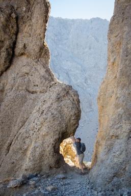 Crete Hiking Samara Gorge