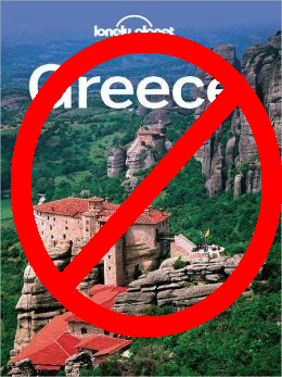 Greece Lonely Planet