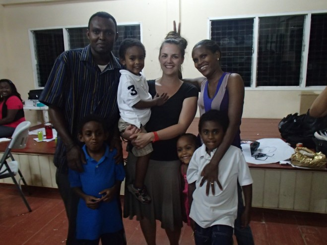 Peace Corp Jade Guyana