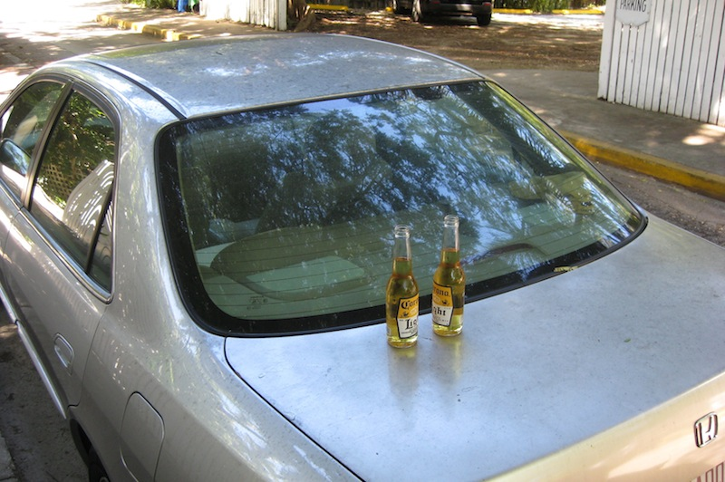 Bell Bar on Honda Accord
