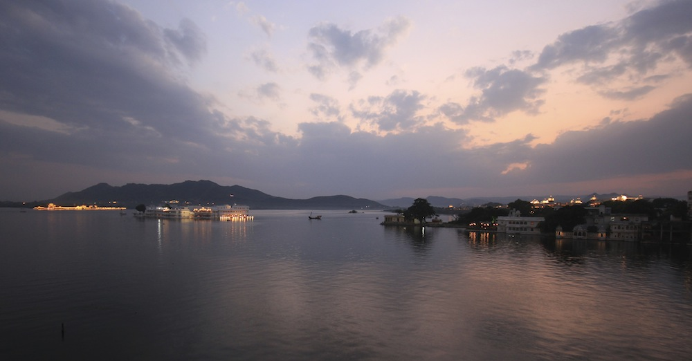 Bad Udaipur Sunset