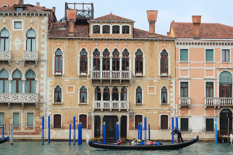 iPad Camera in Venice