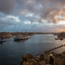 Valletta Sunset