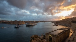 Valletta Sunset