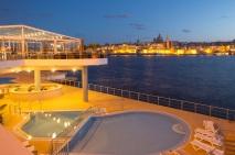 Malta Valletta Swimming Pool