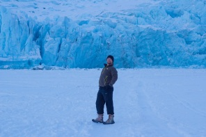 Portage Lake Hike in the Winter